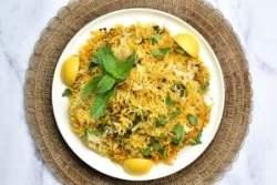 Instant pot Chicken Biryani- Garam Masala Kitchen