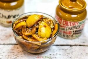 Instant Pot Lemon Pickle, Pressure cooker Lemon PIckle