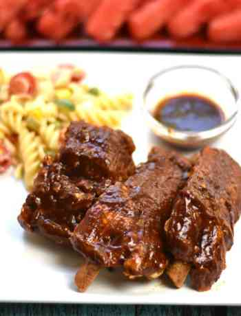 Fall-off-the-bone-Pork-ribs Instant pot