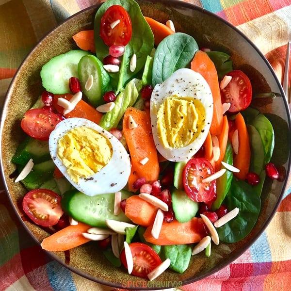 Pinterest Image for Instant Pot Hard Boiled Eggs