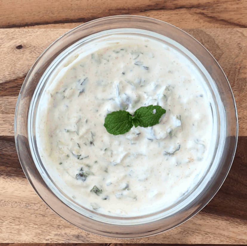 Easy Tzatziki sauce dip, Instant Pot yogurt, By Spice Cravings. This Easy Tzatziki Sauce is a creamy and delicious Mediterranean dip that is seasoned with salt, lime juice, garlic and paprika! It's a great party dip, which can be made very easily and ahead of time. You can pair it with assorted vegetables like cucumbers, cherry tomatoes, peppers,  carrots, snow peas etc. #food #foodie #foodblogger #delicious #recipe #instantpot #recipes #easyrecipe #cuisine #30minutemeal #instagood #foodphotography #tasty