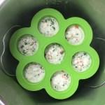 Instant Pot Rava Idli, savory steamed semolina cakes