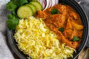 Instant Pot Easy Butter-Chicken recipe