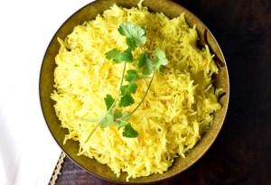 Saffron-rIce-Pilaf-Garam Masala Kitchen