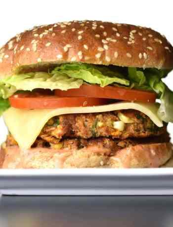 Veggie Bean Burger, instant pot recipes