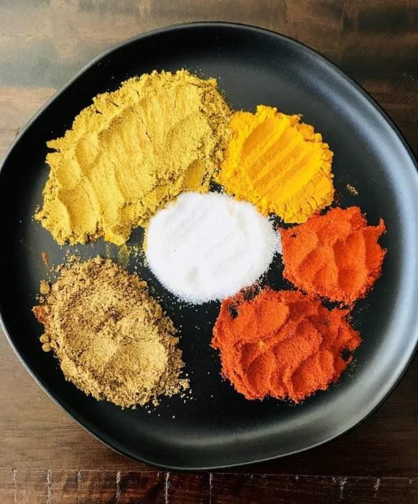 Spice Mix for Tandoori Chicken recipe
