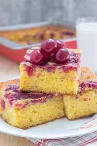 Sour-Cherry-Chia-Jam-Cornbread