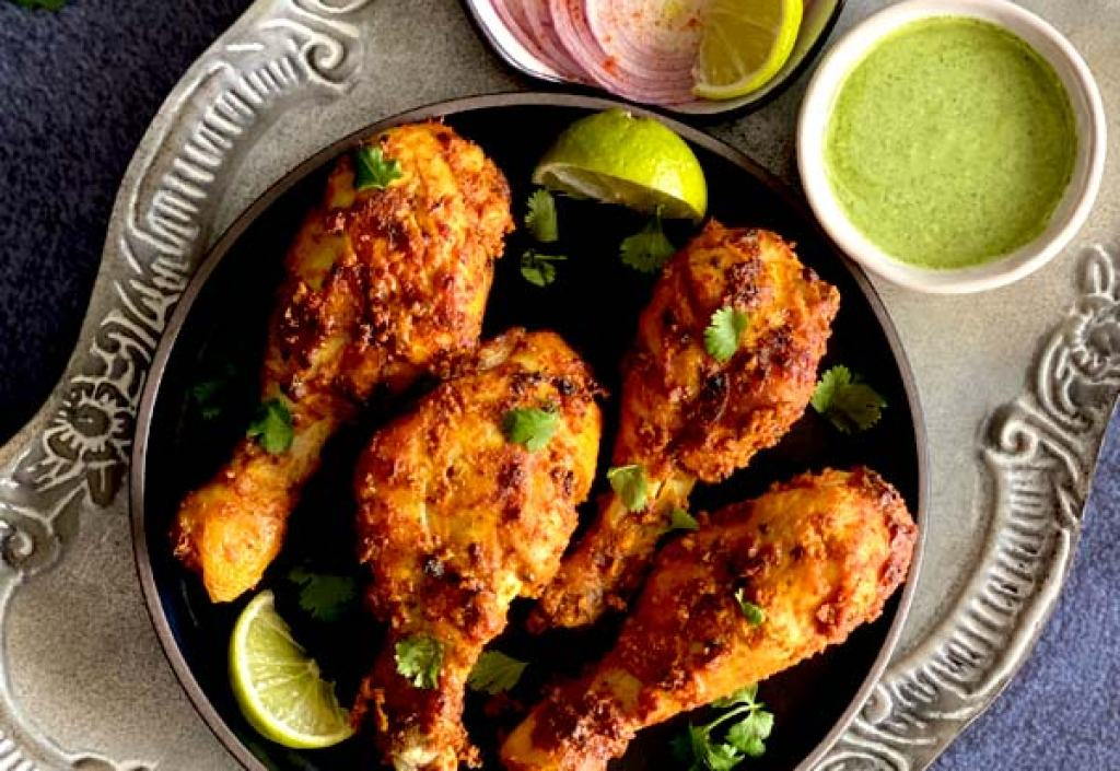 Instant pot indian recipes archives spice cravings quick and try this easy tandoori chicken recipe chicken marinated in yogurt lemon juice aromatics forumfinder Choice Image
