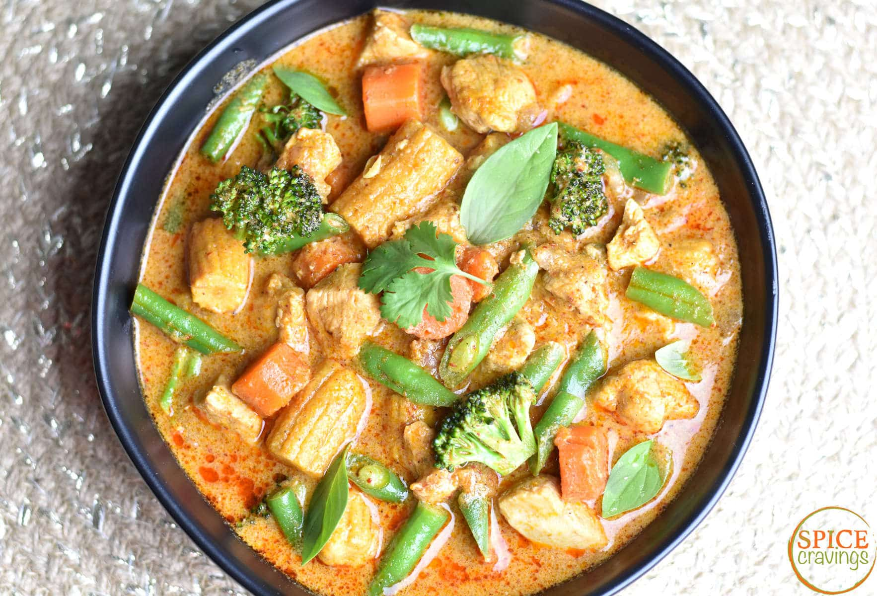 Thai massaman curry in instant pot or stove top spice cravings thai massaman curry a milder thai curry is a nice blend of sweet and forumfinder Choice Image