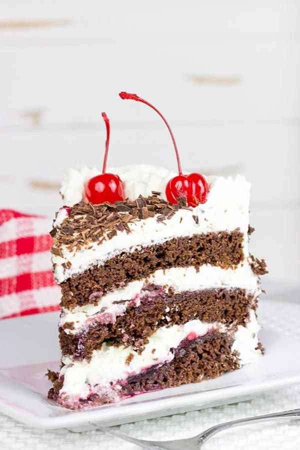 Black Forest Cake Black Forest Germany