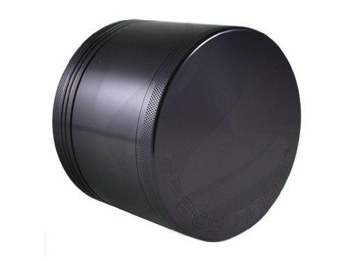 SPACE CASE Grinder Sifter Magnetic 4 Pc. Medium Titanium