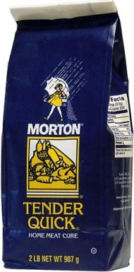 Morton Tender Quick Meat Cure, 2 lbs
