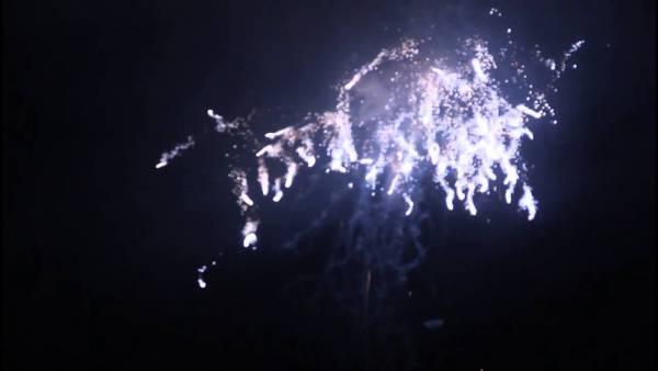 ത്രിശൂർ പൂരം വെടിക്കെട്ട്  Thrissur Pooram fireworks 2012