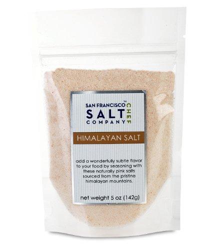 Sherpa Pink Gourmet Himalayan Salt (5oz Pouch – Extra-Fine Grain)