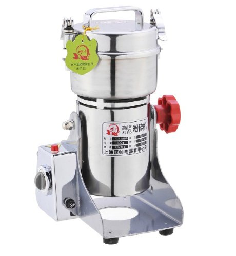 300g stainless steel high-speed grinder mill family medicial powder machine commercial electric grinder Mill Herb Grinder,pulverizer