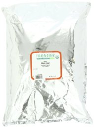Frontier Whole Olive Leaf, 16 Ounce