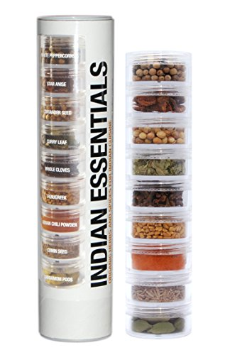 PLANT – Organic Indian Essentials Spice Kit