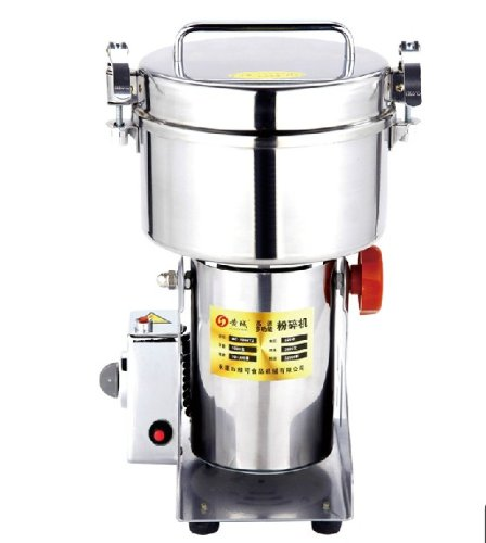 1000g stainless steel electric grinder mill for grinding various grains spice Mill Herb Grinder,pulverizer 110v/220v gift for mom, wife