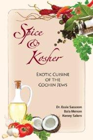 Spice & Kosher – Exotic Cuisine of the Cochin Jews