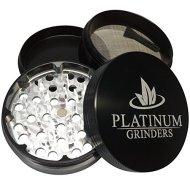 Platinum Grinders Large 2.5″ 4 Piece Herb Grinder