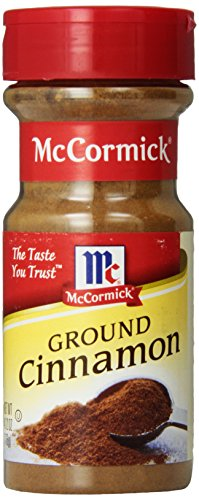 McCormick Ground Cinnamon, 4.12 oz