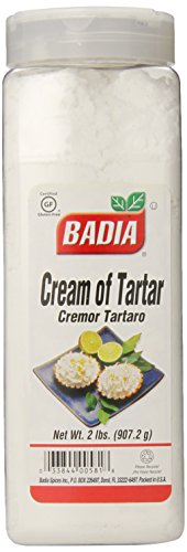 Badia Cream of Tartar, 2 Pound