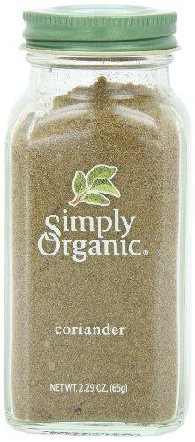 Simply Organic – Coriander – 2.29 oz.