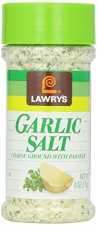 Lawry's Garlic Salt – 6 oz