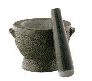 Cilio Goliath Granite 5-Inch Tall Mortar and Pestle