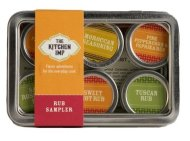 Rub Organic Spice Sampler Gift Set