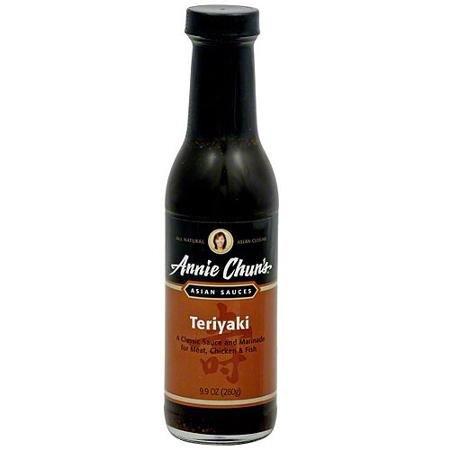 Annie Chun's Teriyaki Sauce – 9.9 OZ