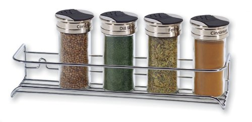 Better Housewares 1464.6 Chrome Spice Shelf