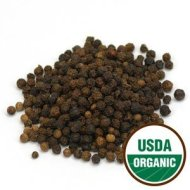 Starwest Botanicals Organic Malabar Black Pepper Whole, 1 Pound