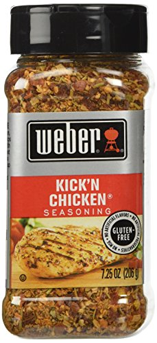 Weber Kick N' Chicken Seasoning 7.25 oz