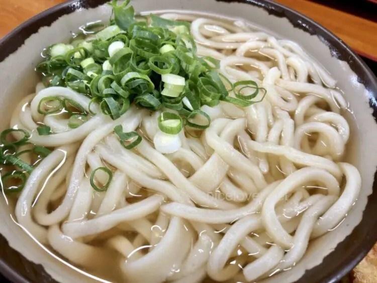 桜製麺 和泉南店 かけ