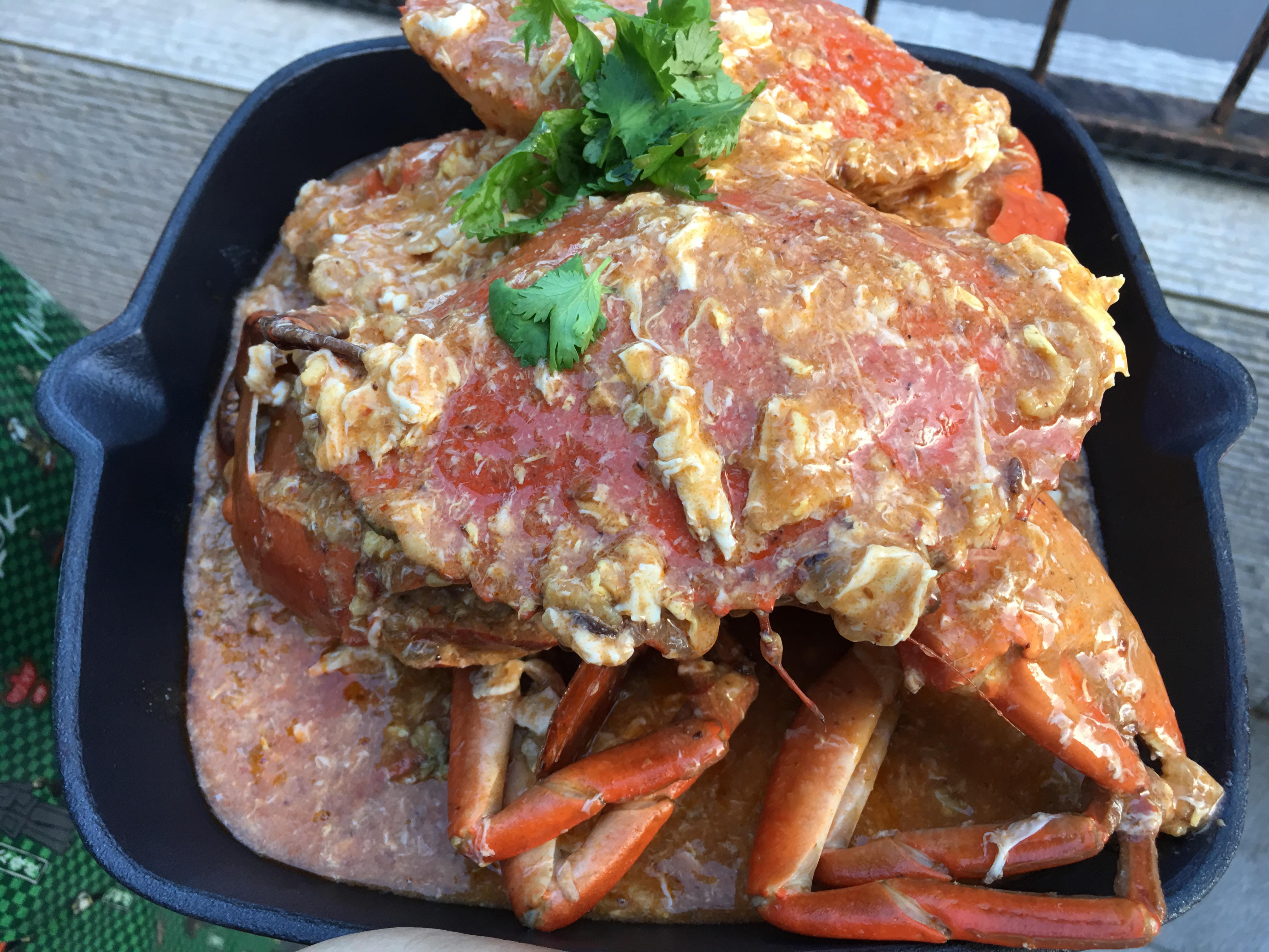 Easy Recipe for the Perfect Singapore Chilli Crab // 新加坡辣椒螃蟹