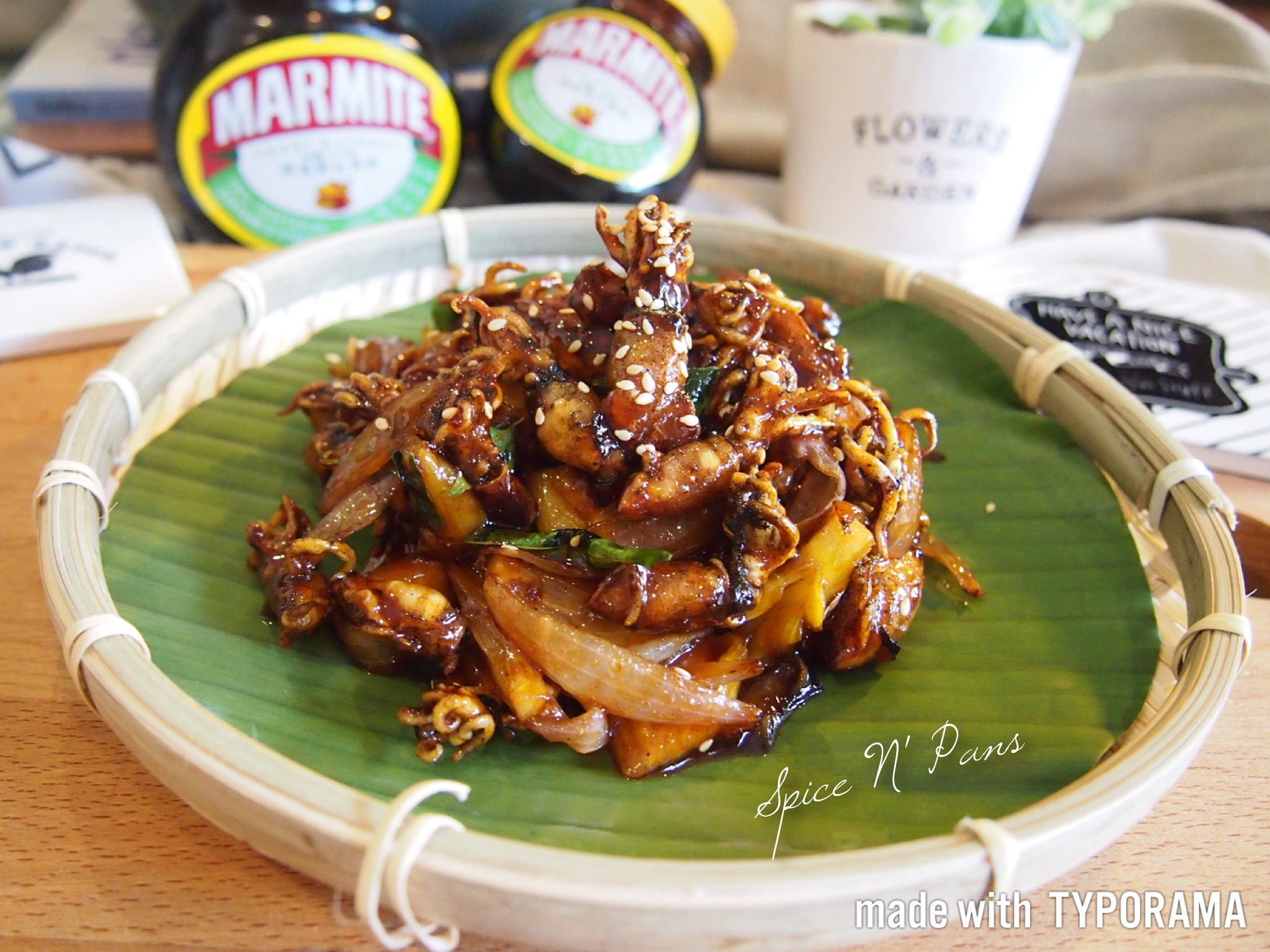 Awesome marmite crispy baby squid spice n pans awesome marmite crispy baby squid forumfinder Images