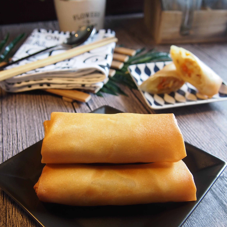 Crispy Spring Roll / Egg Roll 香脆春卷