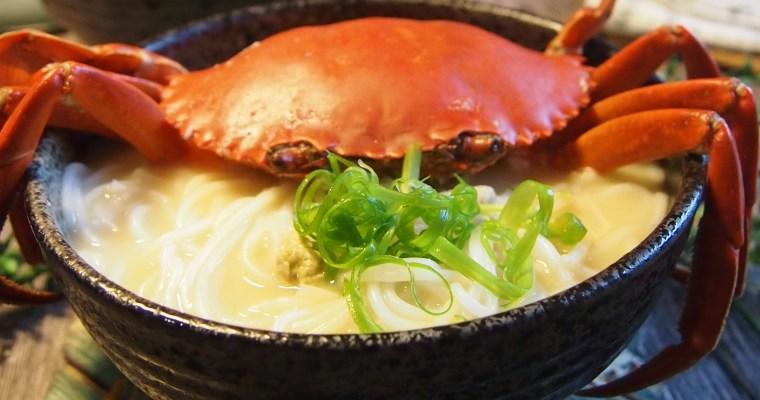 SUPER YUMMY Crab Beehoon 螃蟹米粉 Crab Vermicelli