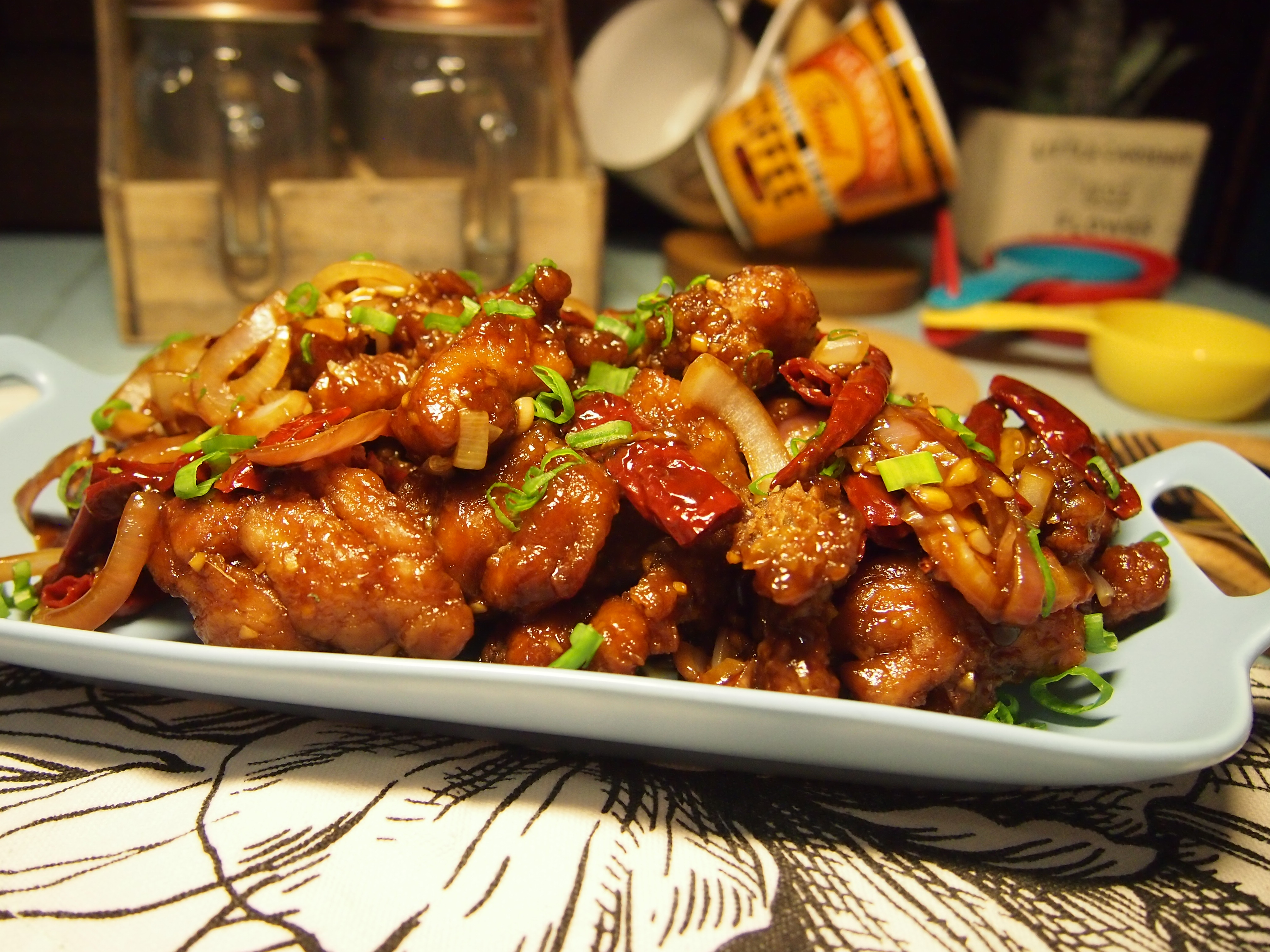 SUPER EASY General Tso's Chicken | Sweet & Sour Chicken 酸甜鸡