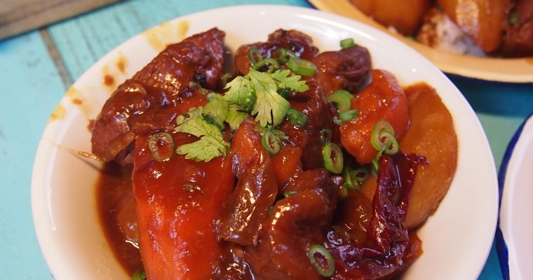 How to Cook Yummy Sichuan Braised Pork Soft Bones