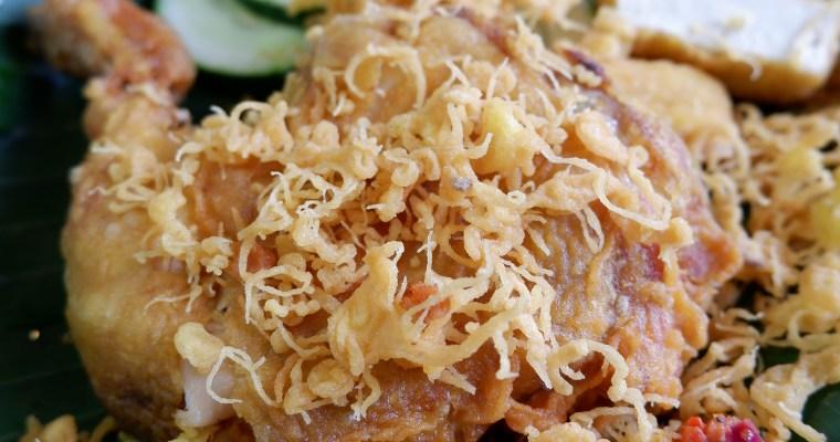 Super Easy Ayam Penyet • Indonesian Smashed Crispy Fried Chicken Recipe in English 印尼炸鸡 Ayam Goreng