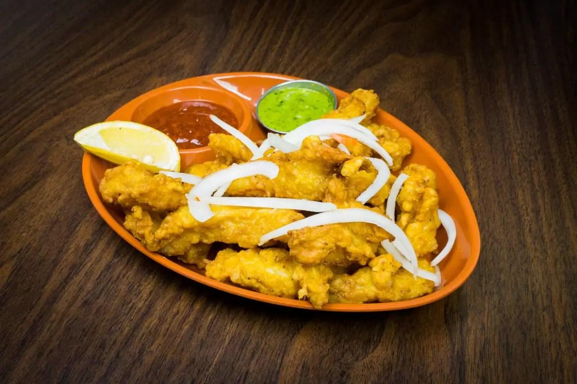 fish pakoraa