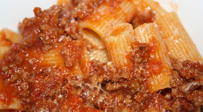 Making Better Bolognese