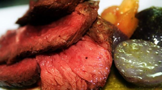 Simple Hanger Steak