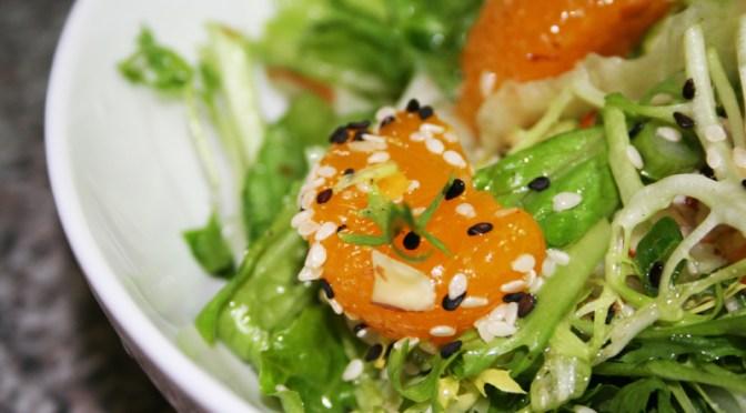 Sesame Mandarin Salad