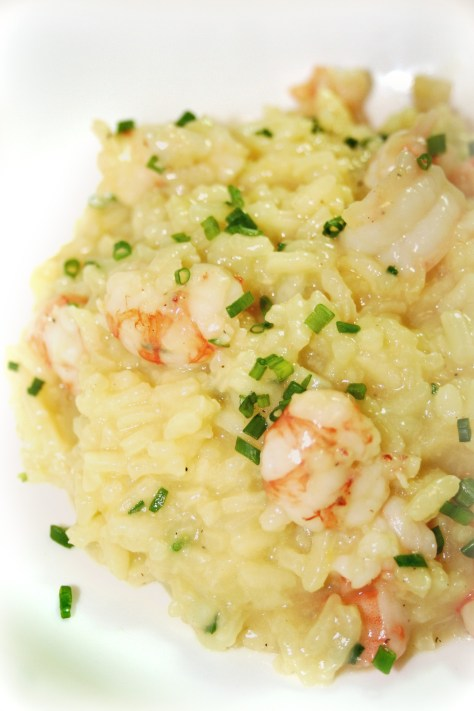 Rock Shrimp Risotto © Spice or Die