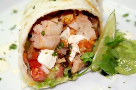 Chicken Burrito © Spice or Die