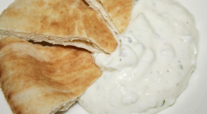 Shallot Yogurt Dip
