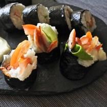BLT sushi rolls (1)